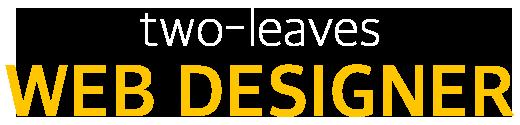 two-leaves WEB DESIGNER