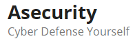 Asecurity